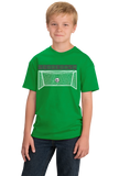 Youth Green Scoregasm - Soccer Player Pride Humor Funny Gift Futbol T-shirt