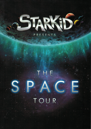 StarKid's SPACE Tour on DVD product shot