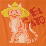 EL GATO Orange art preview