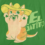 EL GATITO Green art preview