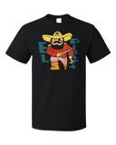 Standard Black El Pirata - Spanish Translation Pirate Cute Funny Espanol T-shirt