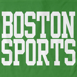 BOSTON SPORTS Green art preview