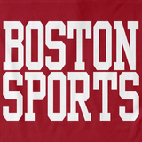 BOSTON SPORTS Red art preview