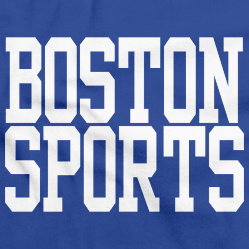 BOSTON SPORTS Royal Blue art preview