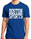 Standard Royal Boston Sports - Generic Funny Sports Fan T-shirt