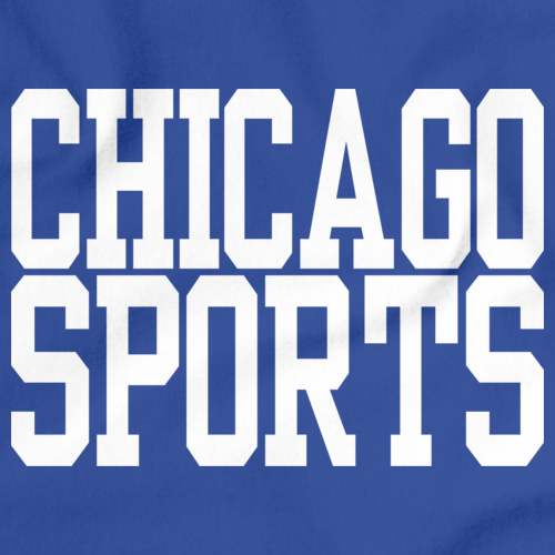 CHICAGO SPORTS Royal Blue art preview