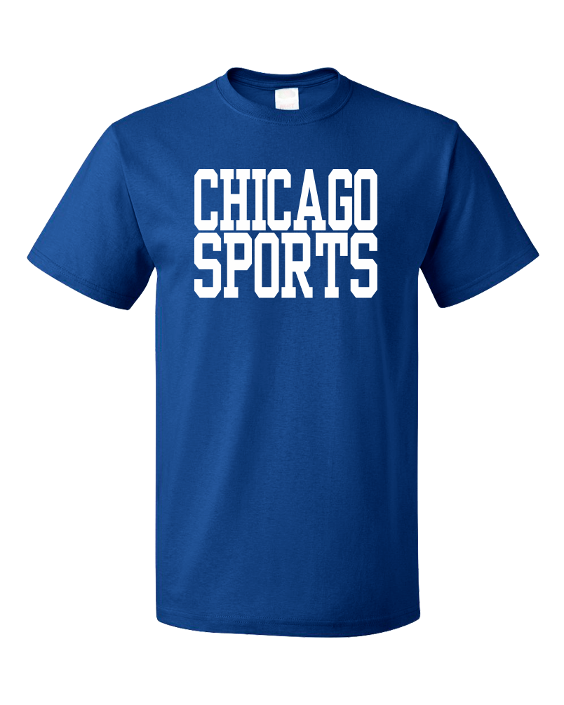 Standard Royal Chicago Sports - Generic Funny Sports Fan T-shirt