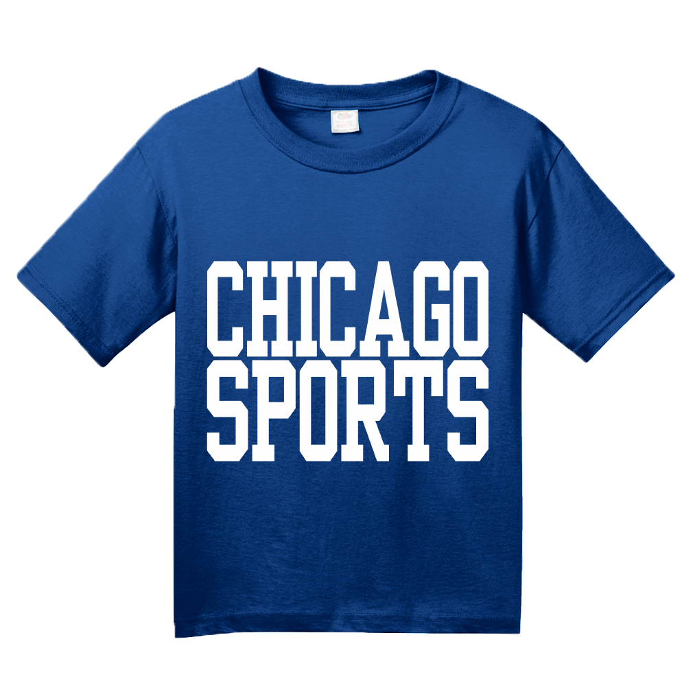 Youth Royal Chicago Sports - Generic Funny Sports Fan T-shirt