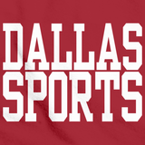 DALLAS SPORTS Red art preview