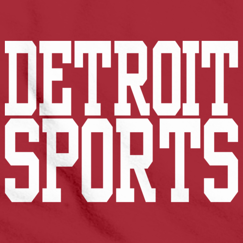 DETROIT SPORTS Red art preview