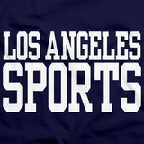 LOS ANGELES SPORTS Navy art preview