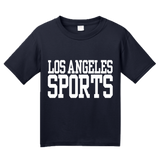 Youth Navy Los Angeles Sports - Generic Funny Sports Fan T-shirt