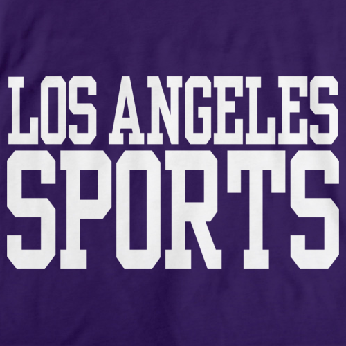 LOS ANGELES SPORTS Purple art preview