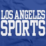 LOS ANGELES SPORTS Royal Blue art preview
