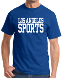 Standard Royal Los Angeles Sports - Generic Funny Sports Fan T-shirt
