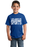Youth Royal Los Angeles Sports - Generic Funny Sports Fan T-shirt