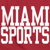MIAMI SPORTS Red art preview