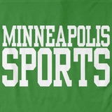 MINNEAPOLIS SPORTS Green art preview