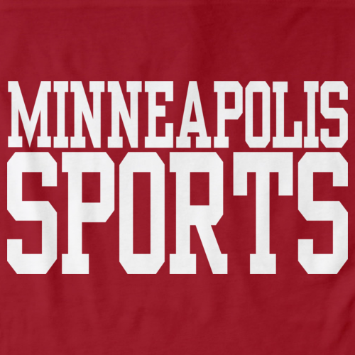 MINNEAPOLIS SPORTS Red art preview
