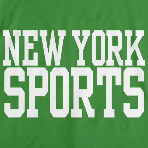 NEW YORK SPORTS Green art preview