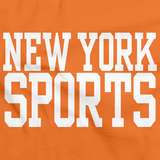 NEW YORK SPORTS Orange art preview