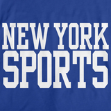 NEW YORK SPORTS Royal Blue art preview