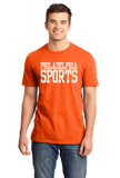 Standard Orange Philadelphia Sports - Generic Funny Sports Fan T-shirt
