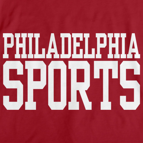 PHILADELPHIA SPORTS Red art preview