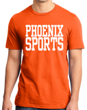 Standard Orange Phoenix Sports - Generic Funny Sports Fan T-shirt