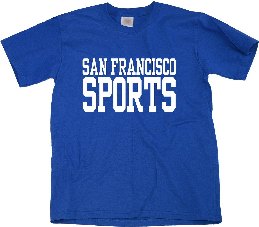 Youth Royal San Francisco Sports - Generic Funny Sports Fan T-shirt
