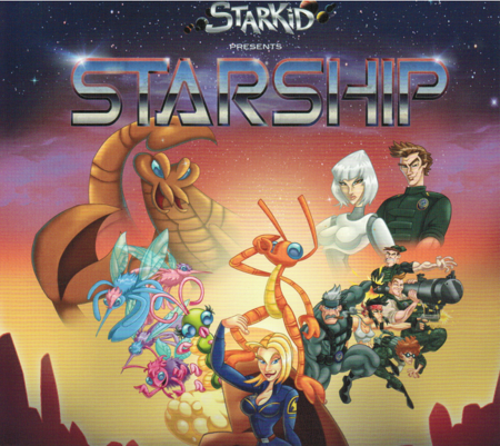 StarKid's Starship (Original Cast Album)