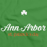 Ann Arbor St. Patrick's Day Green Art Preview