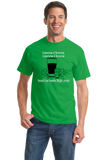 Standard Green Green Clover Green Clover Send Car Bombs Right Over T-shirt