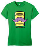 Girly Green Tin Can Brothers - TinCanimals Green and Yellow T-shirt