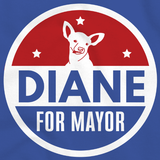 Tin Can Brothers - Diane for Mayor Royal Art Preview