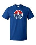 Standard Royal Tin Can Brothers - Diane for Mayor T-shirt