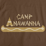Camp Anawanna | 90s Kid TV Humor Brown art preview