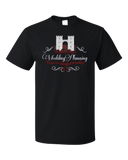 Standard Black Frey's Wedding Planning: a Bloody Good Time! T-shirt