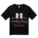 Youth Black Frey's Wedding Planning: a Bloody Good Time! T-shirt
