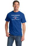 Standard Royal Francis Underwood, Right for America T-shirt