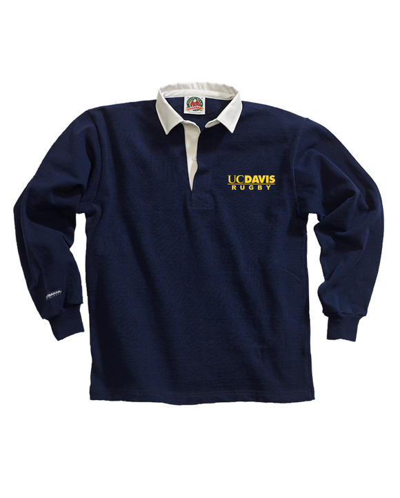 UC Davis Rugby - Traditional Jersey