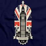 BIG BEN UK LOVE Navy art preview