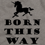Born This Way Grey art preview