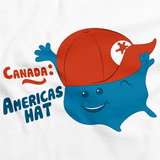 Canada: America's Hat White art preview