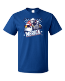 Standard Royal Epic 'Merica - Patriotism Funny American Pride 4th of July Party T-shirt
