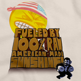 Fueled by 100% Raw USA Sunshine Natural art preview
