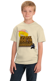 Youth Natural Fueled By 100% Raw USA Sunshine - Solar Power Green Energy Love T-shirt