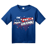 Youth Royal I'm Arizona Drunk! - Minutemen Pride America July 4th Party T-shirt