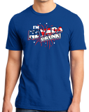 Standard Royal I'm Nevada Drunk! - 4th of July Party Vegas Drinking Funny T-shirt
