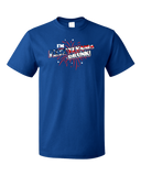 Standard Royal I'm Pennsylvania Drunk! - July 4th Party Philly Liberty Bell T-shirt